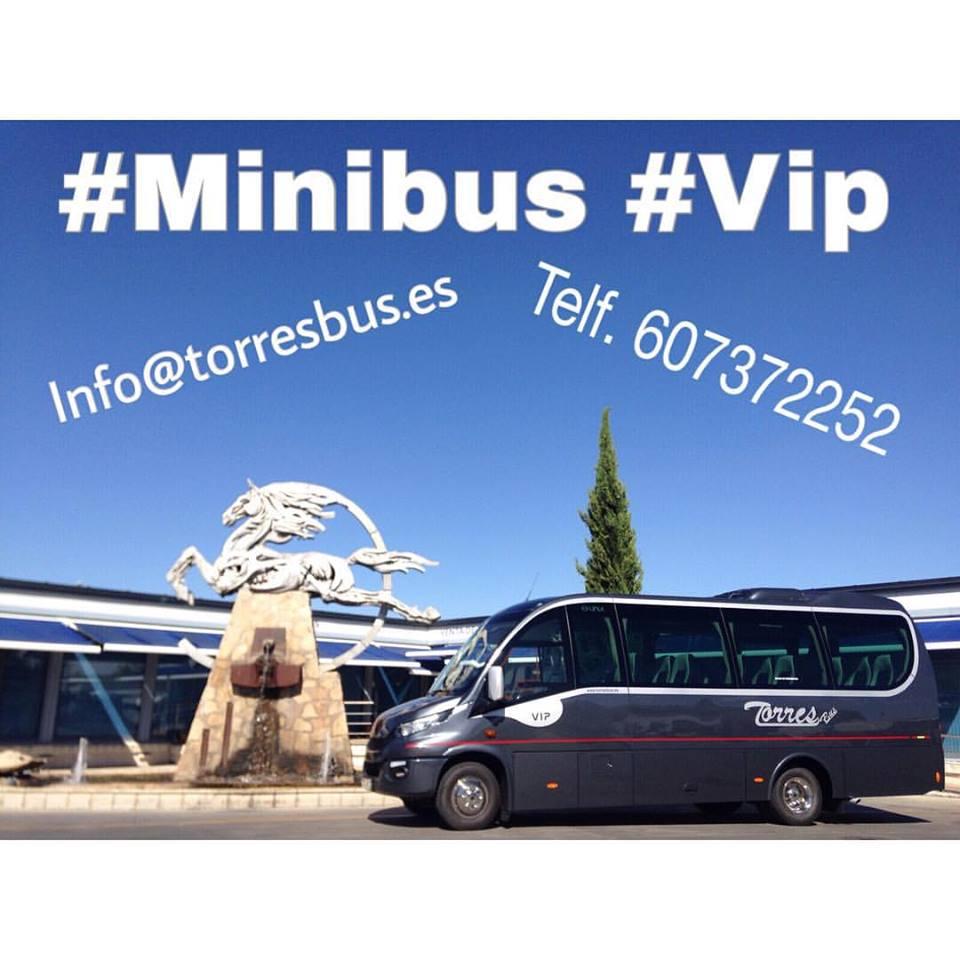 alquiler de minibus Madrid